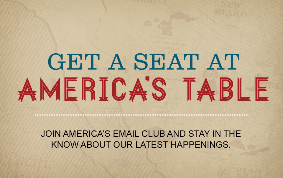 America's Taco Shop - Join Our eClub - America's Table