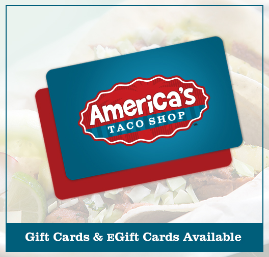 America's Taco Shop Gift Cards and eGift Cards